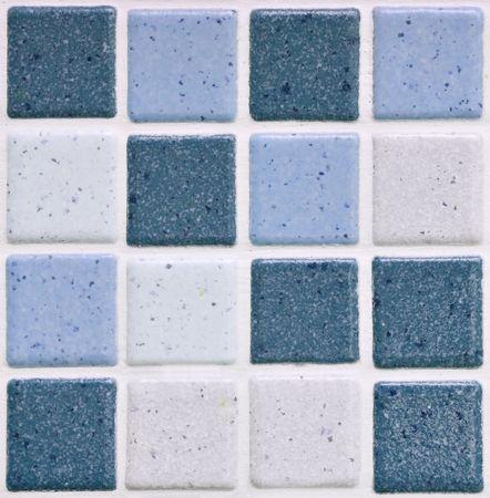 mosaic tile: colorato mosaico di piastrelle di moderno in un bagno  Archivio Fotografico
