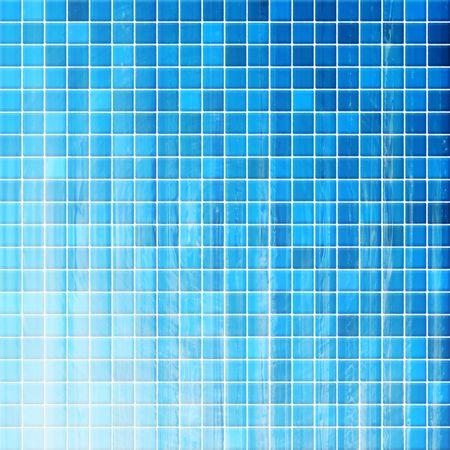colorful modern mosaic tile in a bathroom