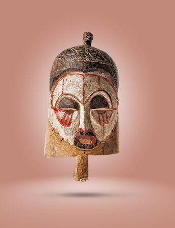 African Mask Redakční
