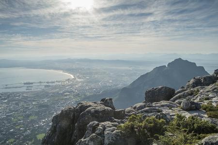 Kapstadt Blick vom Tisch Berg