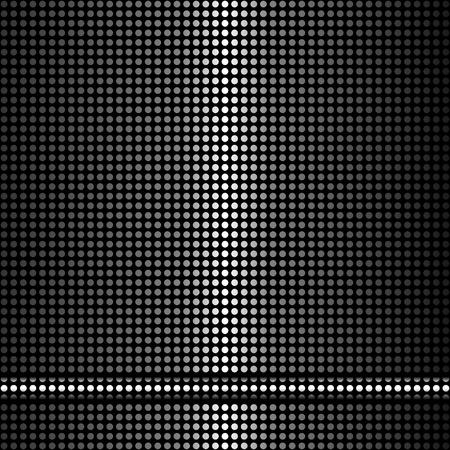 trama di sfondo nero