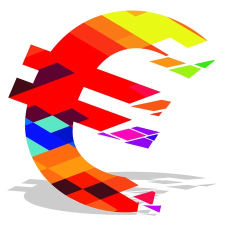 EURO breakdown Illustration