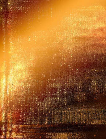copper: texture, background, copper-gold Stock Photo