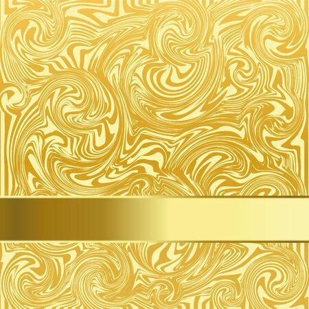 Damast_gold