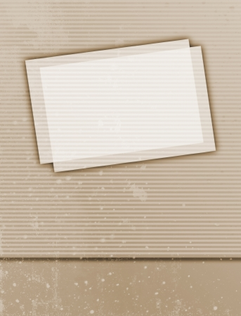antique sheet Stock Photo