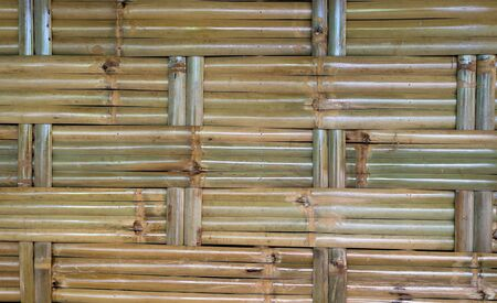 weaved: Weaved bamboo texture