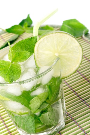 Mojito cocktail Stock Photo - 11743776
