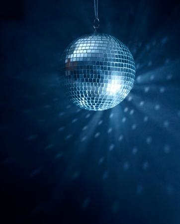 fiestas discoteca: Bola de disco