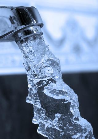 Water tap Stock Photo - 11927602