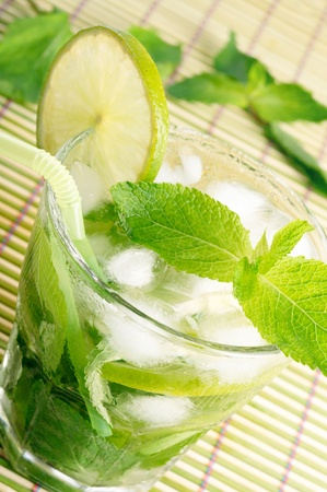 Mojito cocktail Stock Photo - 11927445
