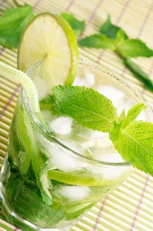 Mojito cocktail Stock Photo - 11927445