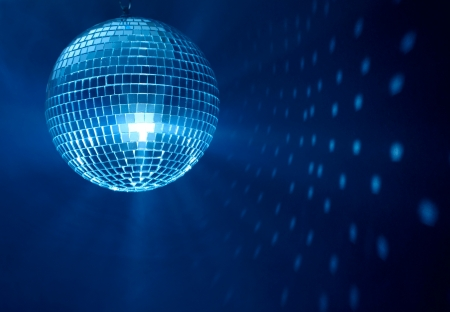 disco backdrop: Disco Ball Stock Photo