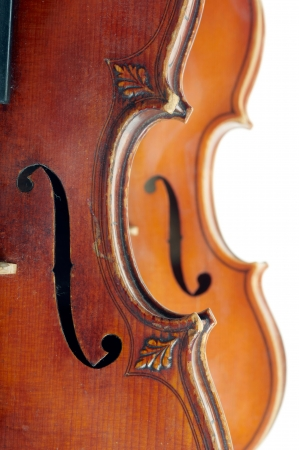 Two violins photo