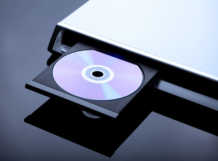 DVD player Stock Photo - 17196513
