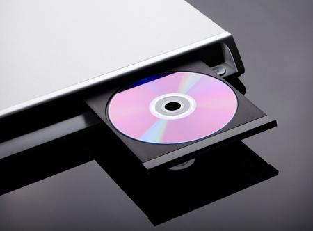 cd player: DVD player Stock Photo