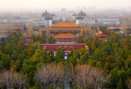 Old Beijing city Stock Photo - 17609744