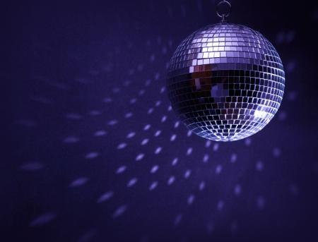 lighting effects: Disco Ball Stock Photo