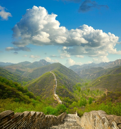 Great Wall. China photo