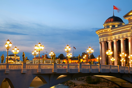 statutes: Macedonians capital city Skopje