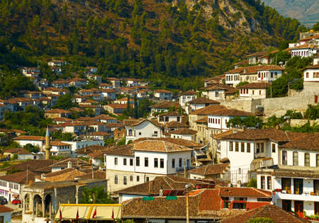 albania: Old town of Berat, Albania