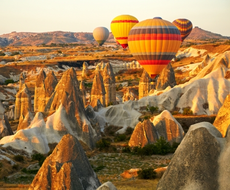 Cappadocia. Turkey