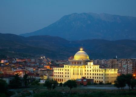 albania: Berat, Albania