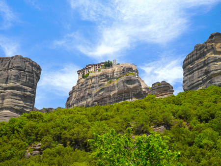 panoramatic: Greece, Meteora