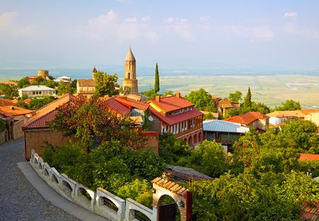 Signagi in Kakheti region, Georgia.