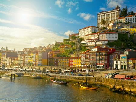 railway history: Historic center city of Porto, Portugal