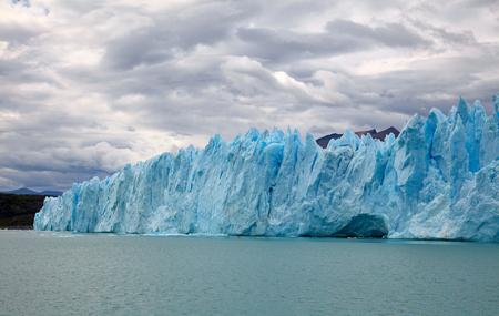 moreno glacier: Perito Moreno Glacier. Patagonia, Argentina