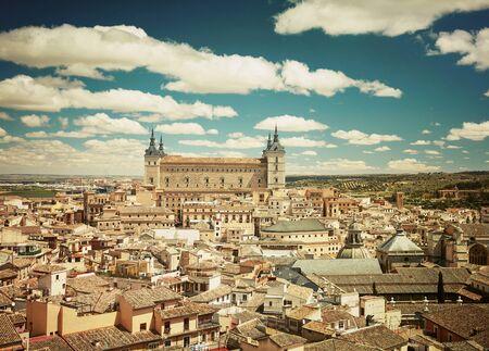 mancha: Toledo, Spain