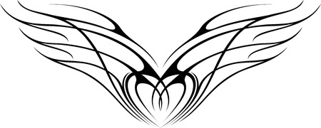 voador: ilustra Ilustra��o