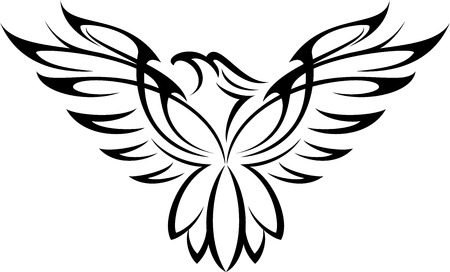 Collection Videos für große Adler Silhouette