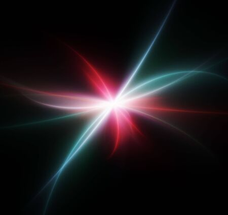 abstract galaxy fractal photo