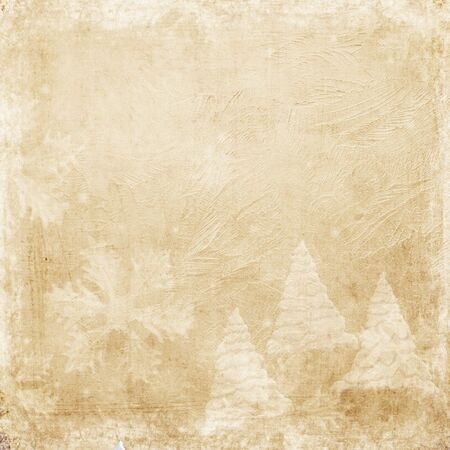 silhouette arbre hiver: No�l arri�re-plan