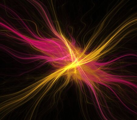 Abstract Fractal Background Stock Photo - 4555671