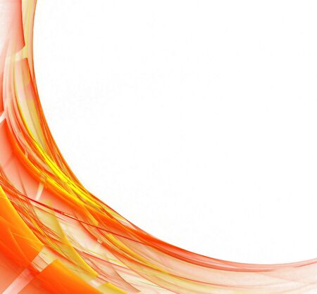 Abstract background. orange palette. Stock Photo - 4962695