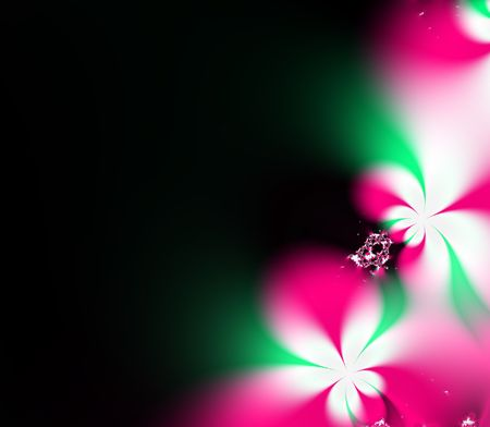abstract  fractal Stock Photo - 5121453