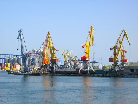seaport photo