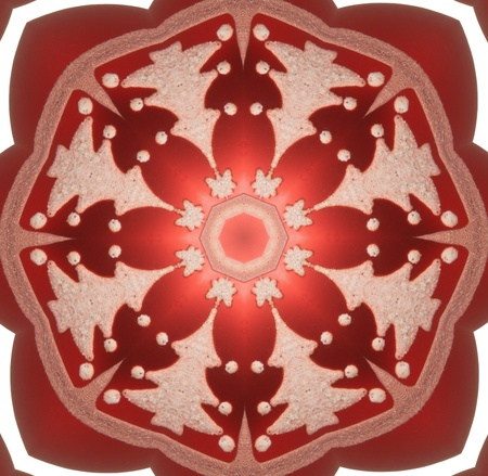 abstract  kaleidoscope background  photo