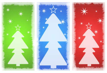 background for Christmas (New Year) card . Stock Photo - 8391320