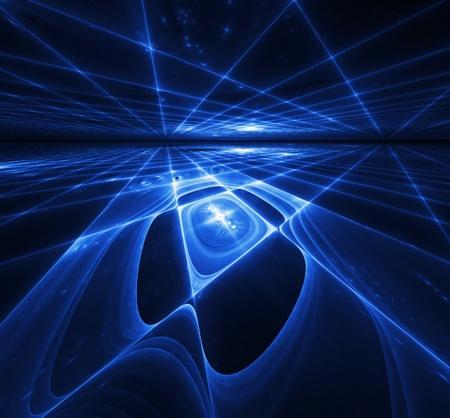 dynamic movement: Fondo abstracto. paleta de color azul. Foto de archivo