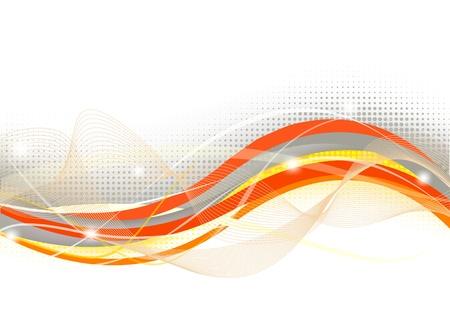 arcobaleno astratto: biglietto da visita Vector Vettoriali