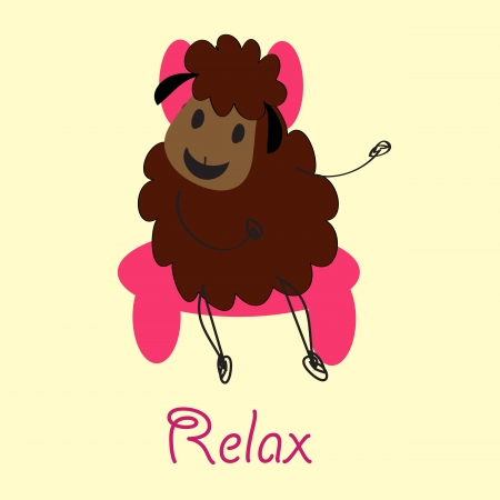 bleating: Doodle sheep