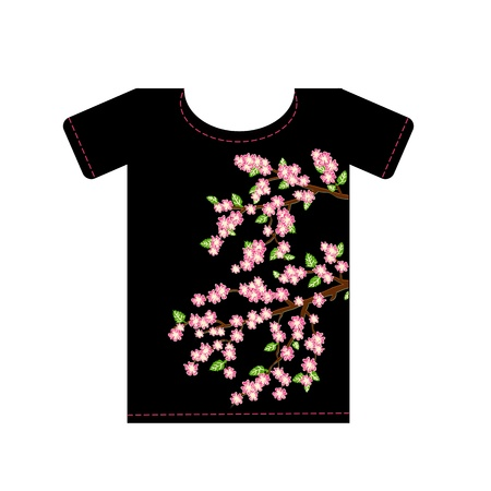 t-shirts for design Vector