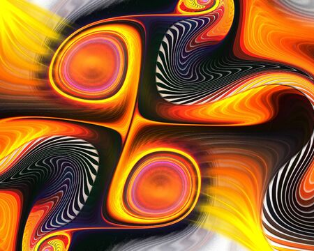 abstract fractal background Stock Photo - 15827012