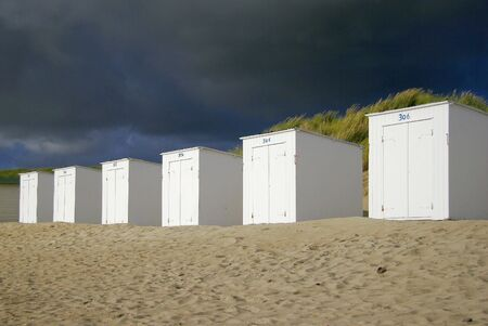 beach cottages in the netherlands