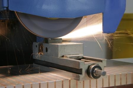 sharpening: grinder, polisher