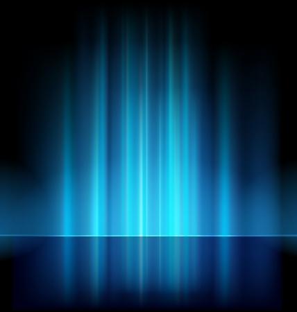 background: Fondo de luces abstractas