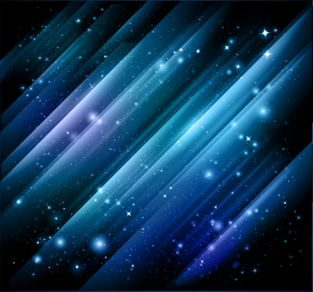 abstract lights background photo